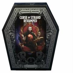 Dungeons & Dragons 5E RPG: Curse of Strahd Revamped (Box Set)