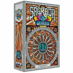 Sagrada: Life - The Great Facades Expansion 2 of 3