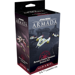Star Wars Armada: Republic Fighter Squadrons Expansion Pack (On Sale)