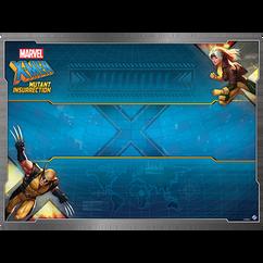 X-Men: Mutant Insurrection - Game Mat