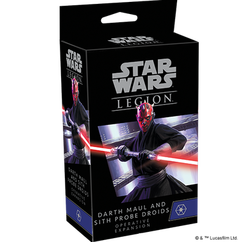 Star Wars: Legion - Darth Maul & Sith Probe Droid Operative