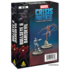 Marvel Crisis Protocol: Bullseye & Daredevil Character Pack