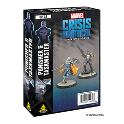 Marvel: Crisis Protocol - Punisher & Taskmaster Character Pack