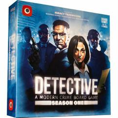 Detective: A Modern Crime Board Game - Season One