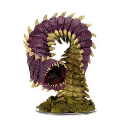 Dungeons & Dragons Miniatures: Icons of the Realms - Purple Worm