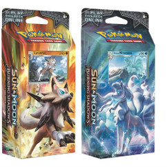 Pokemon: Sun & Moon - Burning Shadows Theme Deck (Set of 2)