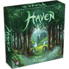 Haven (2nd Edition) (PREORDER)
