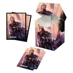 Ultra Pro: Commander Legends - Rebbec, Architect of Ascension - Combo Sleeves (100ct) & Deck Box (PRO-100+)
