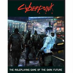 Cyberpunk Red RPG