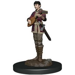 Dungeons & Dragons: Icons of the Realms Premium Miniatures - Female Half-Elf Bard