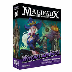 Malifaux 3E: Witches & Woes - Rotten Harvest Special Edition