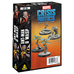 Marvel: Crisis Protocol - Ant-Man & Wasp Character Pack