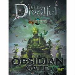 Through the Breach RPG: Penny Dreadful - Obsidian Gate