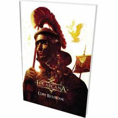 Lex Arcana RPG: Core Rulebook (Hardcover)