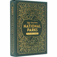 PARKS: National Parks Playing Cards (PREORDER)