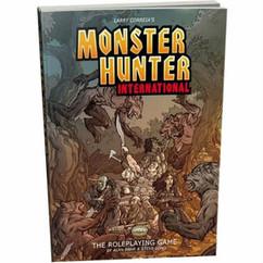 Monster Hunter International (Savage Worlds RPG)
