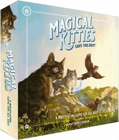 Magical Kitties Save the Day! RPG