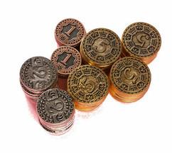 Maracaibo: Metal Coins (48ct)