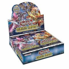 Yu-Gi-Oh!: Genesis Impact Booster Box 1st Edition