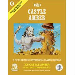 Dungeons & Dragons RPG: Original Adventures Reincarnated #5 - Castle Amber