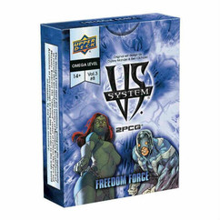 VS System 2PCG: Marvel - Omega Level - Freedom Force