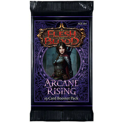 Flesh & Blood TCG: Arcane Rising Unlimited Booster Pack