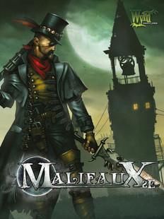 Malifaux: 2nd Edition Rulebook