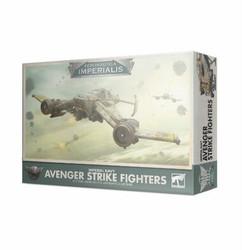Aeronautica Imperialis: Imperial Navy - Avenger Strike Fighters