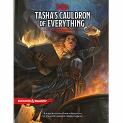 Dungeons & Dragons 5th Edition RPG: Tasha's Cauldron of Everything