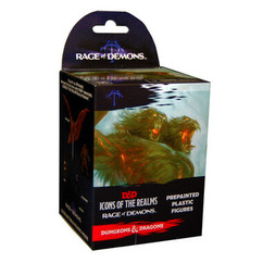 Dungeons & Dragons Miniatures: Icons of the Realms - Rage of Demons Booster Pack