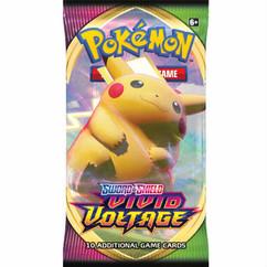Pokemon: Sword & Shield - Vivid Voltage Booster Pack