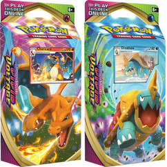 Pokemon: Sword & Shield - Vivid Voltage Theme Deck (Set of 2)