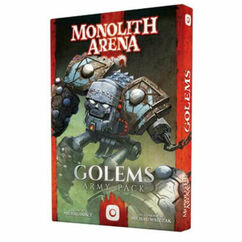 Monolith Arena: Golems Army Pack Expansion