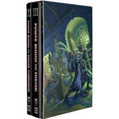 Warhammer Fantasy RPG 4th Edition: Power Behind the Throne - The Enemy Within Campaign Vol. 3 (Collector's Edition) (PREORDER)