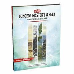 Dungeons & Dragons RPG: Dungeon Master's Screen - Wilderness Kit