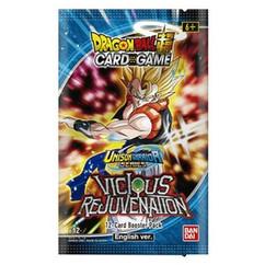 Dragon Ball Super TCG: Unison Warriors Series 03 - Vicious Rejuvenation B12 - Booster Pack