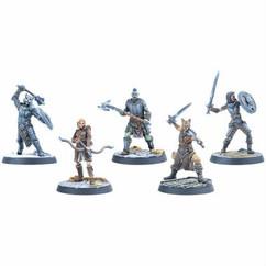 The Elder Scrolls: Call to Arms - Adventurer Allies