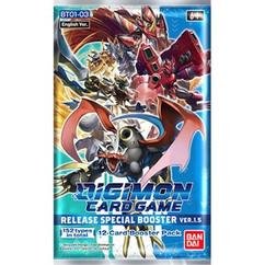 Digimon TCG: V1.5 Booster Pack