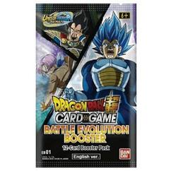 Dragon Ball Super TCG: Battle Evolution Booster Pack