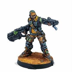 Infinity: NA2 - Monstruckers (Submachine Gun)