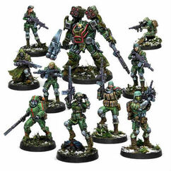 Infinity: Ariadna - Tartary Army Corps Action Pack (On Sale)