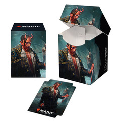 Ultra Pro Deck Box: Kaldheim - Tibalt, Cosmic Imposter