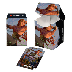 Ultra Pro Deck Box: Kaldheim - Tyvar Kell
