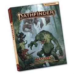 Pathfinder RPG 2nd Edition: Bestiary (Pocket Edition)