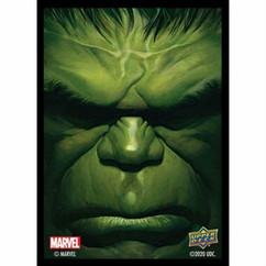 Upper Deck Sleeves: Marvel - Hulk (65ct)