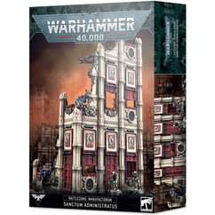 Warhammer 40K: Battlezone - Manufactorum – Sanctum Administratus
