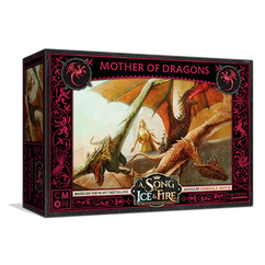 A Song of Ice & Fire Miniatures Game: Targaryen Mother of Dragons