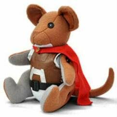 Mice & Mystics: Prince Collin Plush Toy