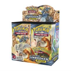 Pokemon: Sun & Moon - Unbroken Bonds Booster Box
