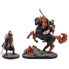 Dungeons & Dragons: Curse of Strahd - Strahd Foot & Mounted